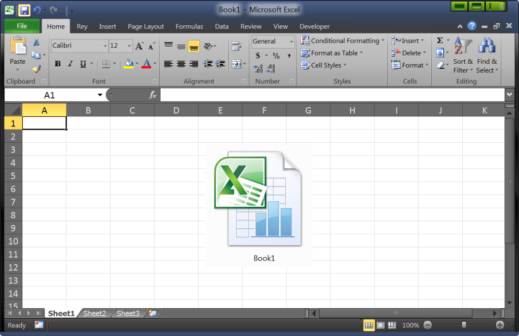 Microsoft Excel 2010 Basic Features You Can Try
